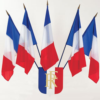 Lacleweb drapeaux mairies